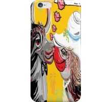 First Kiss iPhone Case/Skin