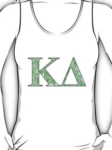 Kappa Delta Lilly Letters T-Shirt