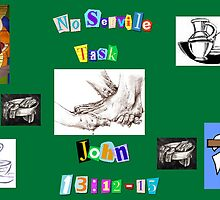 No servile Task by Thomas Josiah Chappelle