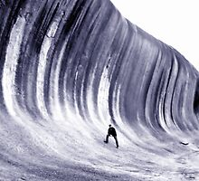 Wave Rock by Craig Shillington