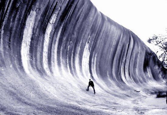 Wave Rock by Craig Shillington