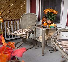 porch by Anne Scantlebury