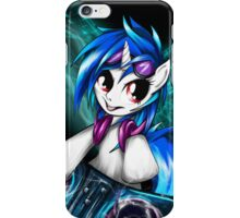 DJ Pon3 aka Vinyl Scratch iPhone Case/Skin