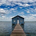 """Crawley Edge"" Boatshed, Perth, Western Australia by palmerphoto"