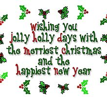 Jolly Holly Days by WalnutHill