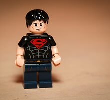 SuperBoy by garykaz