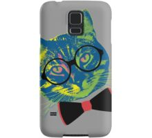 Pop Art III (Cool Cat) Samsung Galaxy Case/Skin