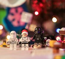 Star Wars Christmas by garykaz
