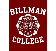 Hillman College Photographic Print