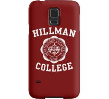 Hillman College Samsung Galaxy Case/Skin