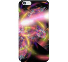 Apophysis Fractal 3 iPhone Case/Skin