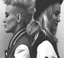 Nervo - Photography by Lyra Hexica
