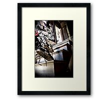 Come Play Framed Print