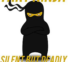Fart Ninja Silent Deadly by mralan
