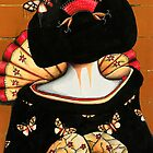 Geisha Girl by © Karin  Taylor