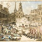 Boston Massacre by Vintage Works