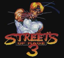Streets of Rage 3 (Genesis) Axel by AvalancheShirts