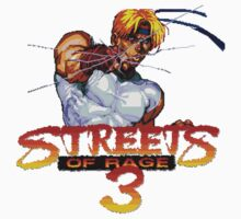 Streets of Rage 3 (Genesis) Axel Kids Clothes