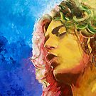 Robert Plant by KarenYeeFineArt