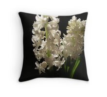 Blooming Bulb Throw Pillow