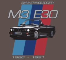 BMW M3 E30 Cabriolet by BSsociety