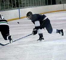 keeping the puck by Keeton Gale