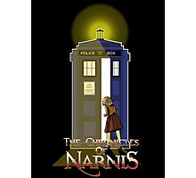 THE CHRONICLES OF NARNIS Photographic Print