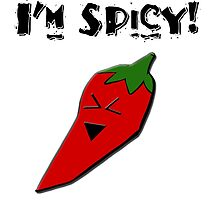 i'm spicy by choustore