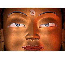 Maitreya, The Future Buddha Photographic Print