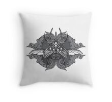 I Must Not Fear Throw Pillow