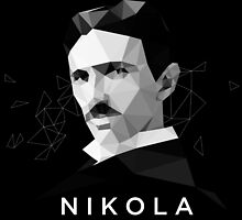 Nikola Tesla by department