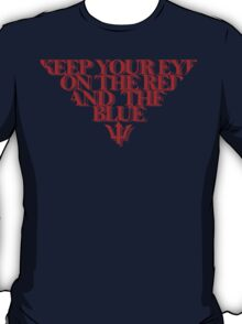 Melbourne Demons - The Red & the Blue T-Shirt