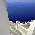 Santorini, Greece by PPDesigns
