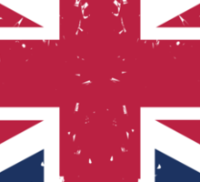 Flag of UK Sticker