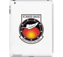 Icarus Base SGU iPad Case/Skin