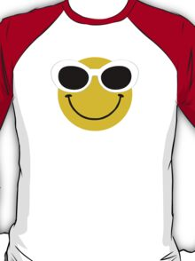 Grunge smiley! T-Shirt