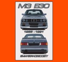 BMW M3 - E30 Double by BSsociety