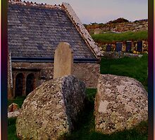 The St. Levan Stone by AndyReeve