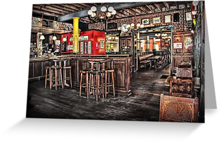 Belgian Beer Cafe Adelaide by Sharon Hammond