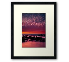 Tomorrow is another day... Framed Print