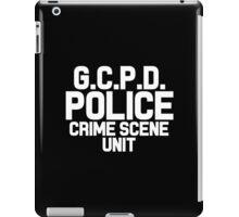 Gotham City Police Department - Batman iPad Case/Skin