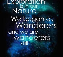 exploration by Gabrielle Agius