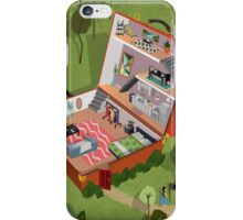Home is Where the Heart is iPhone Case/Skin