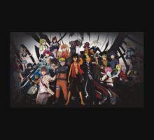Manga and Anime  by sandrofang