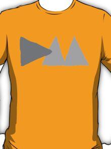 Depeche Mode : Logo DM 2013 condensed T-Shirt