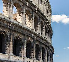 Rome, The Colosseum  by Andrea Mazzocchetti
