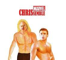 Marvel CHRISsamble  by olgapanteleyeva