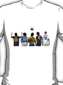 Top Number Tens T-Shirt