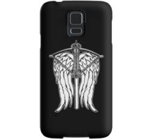 Angel Wings and Crossbow (Clean) Samsung Galaxy Case/Skin