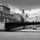 Seine by Caroline Fournier